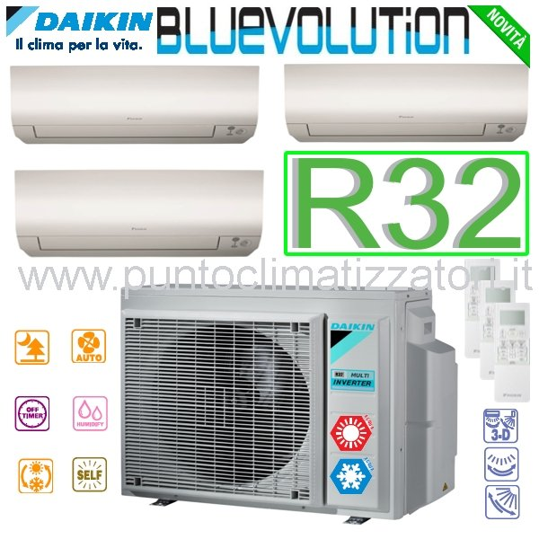 kit Trial daikin r32