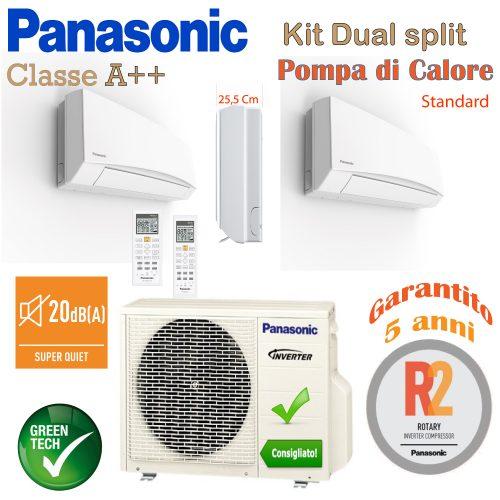 Kit-Dual-Panasonic-Standard