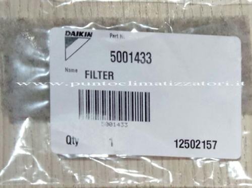 FILTRI DAIKIN CTXU25/35/42/502V1B SPLIT A PARETE URURU COD. 5001433