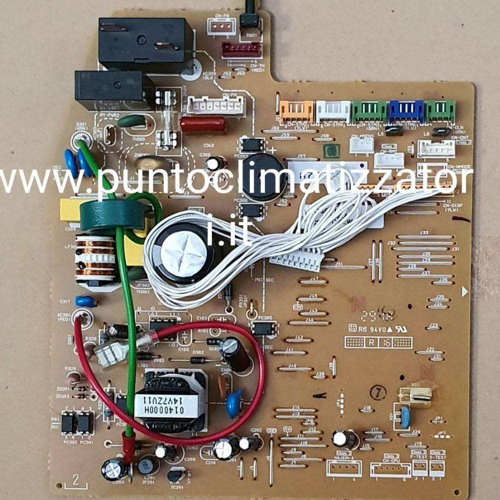 scheda panasonic per interna etherea inverter pompa d calore